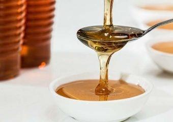 Honing mosterdsaus
